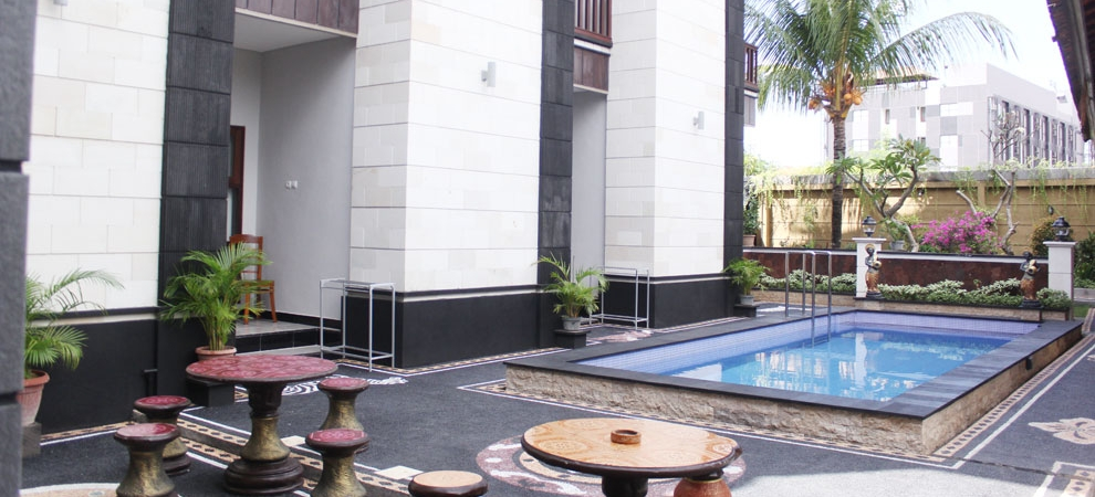 New Asta Graha Home Stay - Jimbaran Bali - Deluxen Room With Kitchen