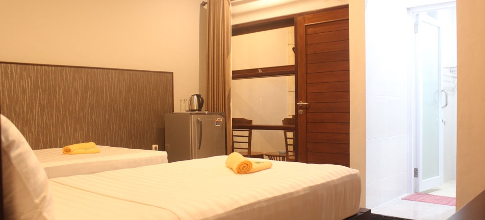 New Asta Graha Home Stay - Jimbaran Bali - Deluxe Room