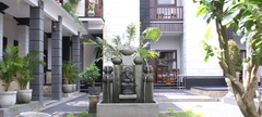 New Asta Graha Home Stay - Jimbaran Bali - Garden