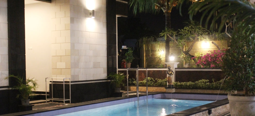 New Asta Graha Home Stay - Jimbaran Bali - Pool