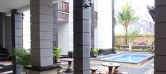 New Asta Graha Home Stay - Jimbaran Bali - View